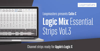 Apple logic templates  logic   essential channel strips vol. 3  logic x channel strips  rectangle