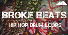 Broke Beats – Hip Hop Drum Loops