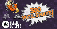 300 vocal shouts pack image 1000 x 512