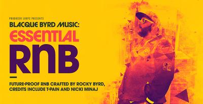 Blacque Byrd Music: Essential R&B