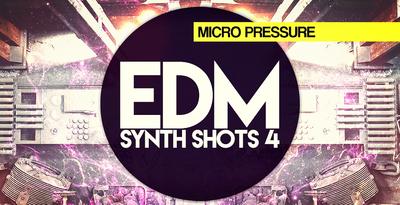 EDM Synth Shots 4