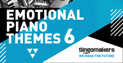 Emotional Piano Themes Vol 6