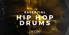 Essential Hip Hop Drums