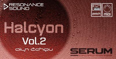 AZS Halcyon Vol  2 for Serum
