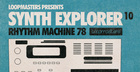 Synth Explorer Rhythm Machine 78