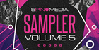 5Pin Media Label Sampler 5