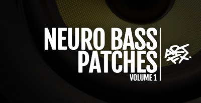 Neuro bass patches vol.1 512x1000