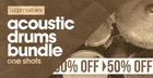 Acoustic Drums Bundle