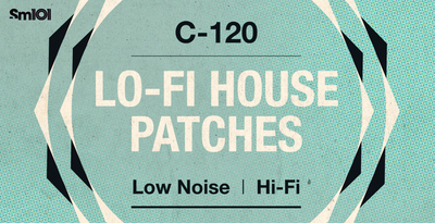 SM101 Lo-Fi House Patches