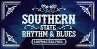 Southern state rhythm   blues horn and guitar loops