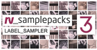 RV Samplepacks Label Sampler - Vol 3