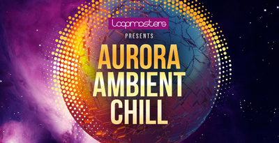 Aurora ambient chill vocals and drum loops