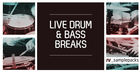Live Drum & Bass Breaks