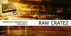 Raw Cratez - Hip Hop Kits Volume 1