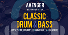 Avenger Classic Drum & Bass Expansion Presets