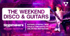The Weekend Disco & Guitars