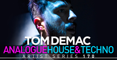 Tom demac raw analogue house   techno loops   one shots