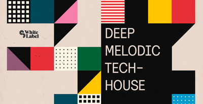 Sm white label   deep melodic tech house   banner 1000x512   out