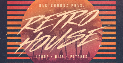 Rektchordz   retro house bass loops   synth sounds
