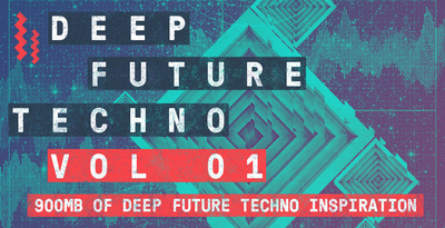 Deep Future Techno Vol 1