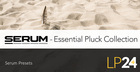 Serum – Essential Pluck Collection