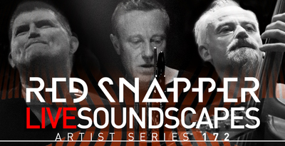 Red snapper   live soundscapes  hip hop drum beats   piano loops