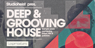 Studioheist  deep grooving house samples  house bass loops