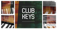 Club keys  organ loops  fender rhodes sounds  house keys loops