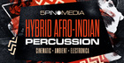 Hybrid Afro-Indian Percussion