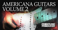 Americana guitar licks and riffs 2  electric guitar sounds  country acoustic guitar music  rectangle