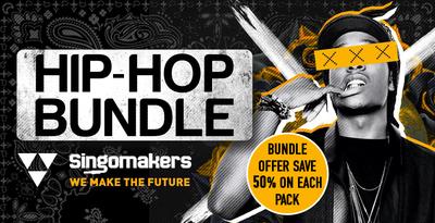 Singomakers Hip Hop Bundle