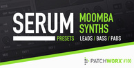 Moomba synths   serum presets  serum patches  synth presets  rectangle