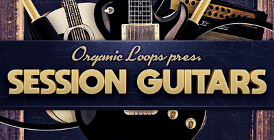 Session guitars  guitar samples  lead and rhythm guitar loops  rectangle