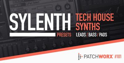 PW101 - Sylenth Tech House Synths