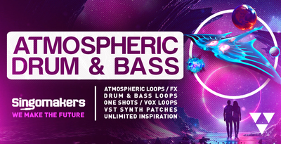 Singomakers atmospheric loops fx drum bass loops one shots vox loops vst synth patches unlimited inspiration 1000x512