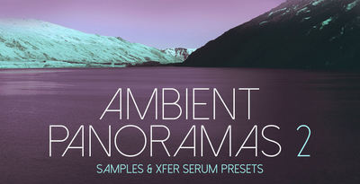 Production master   ambient panoramas 2 (cover) 1000x512
