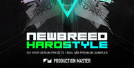 Production master   newbreed hardstyle cover 1000x512