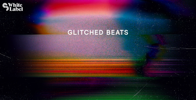 Sm white label   glitched beats   banner 1000x512   out