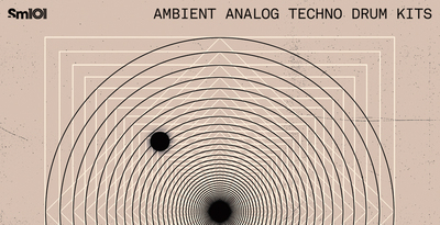 SM101 Ambient Analog Techno Drum Kits