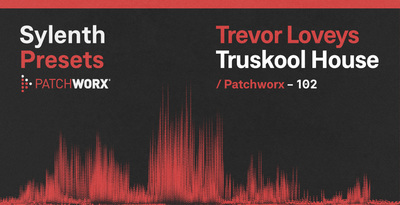 Truskool house sylenth presets  royalty free midi files  lenner digital presets  leads and chords  rectangle