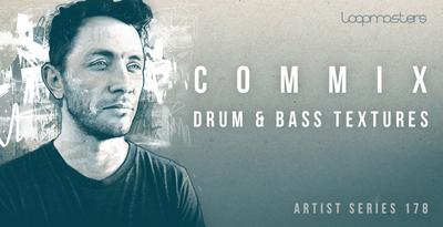 Commix - Drum & Bass Textures