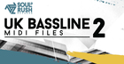 UK Bassline MIDI Files Volume 2