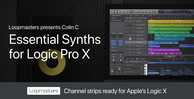 Apple logic templates  logic   essential channel strips  logic x channel strips  logic effect chains  rectangle