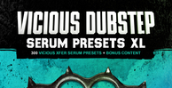Production master   vicious dubstep serum presets xl  1000x512