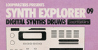 Synth Explorer Digital Synth Drums