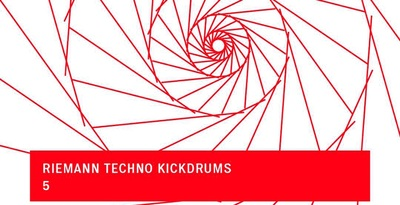 Riemann techno kickdrums 5 loopmasters