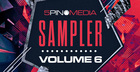 5Pin Media Label Sampler 6