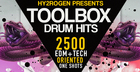 Toolbox Drum Hits