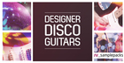 Designer Disco Guitars
