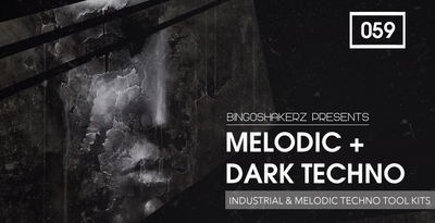 Melodic   dark techno 1000x512
